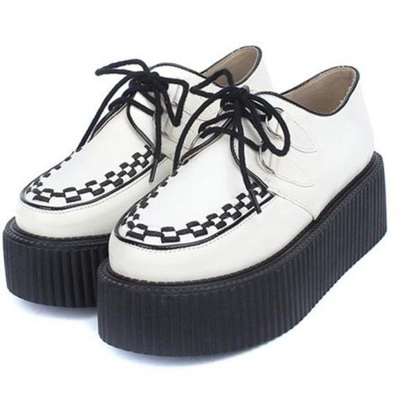 shoes platform shoes platform creepers