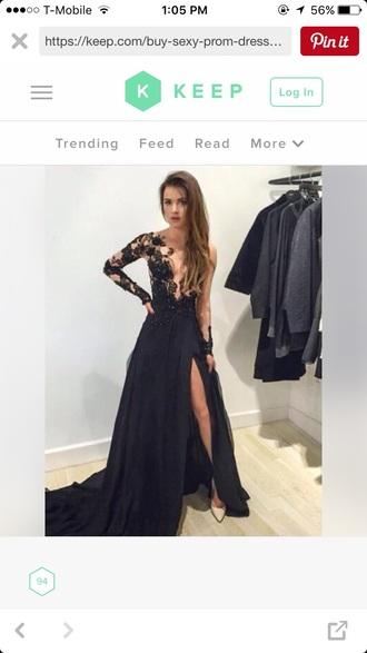 dress black dress prom dress lace dress
