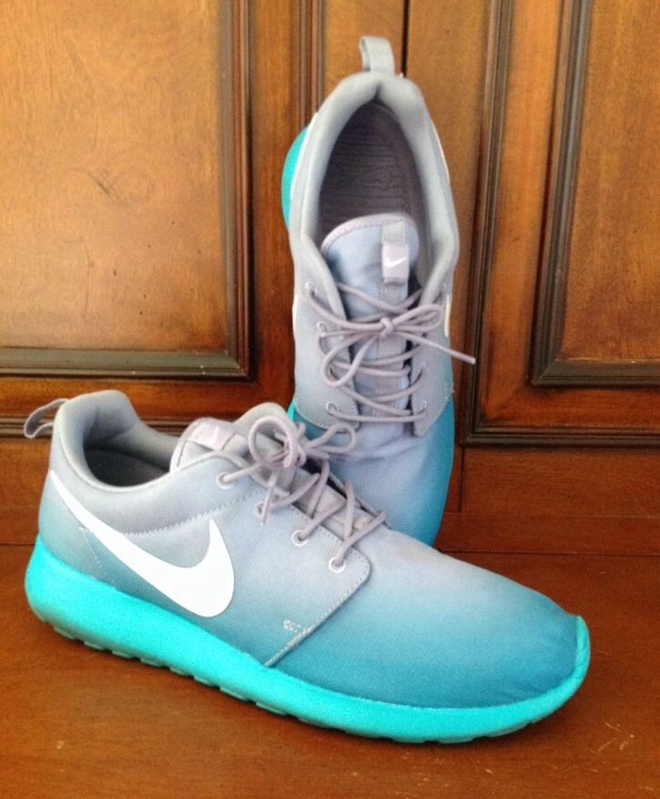 Another Color Fade Nike Roshe Run Print