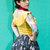 Mystery Action Robo-Love Skirt