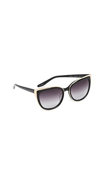 Barton Perreira sunglasses black