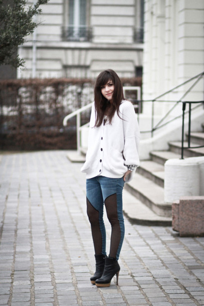 denim urban outfitters betty jeans black jeans cardigan