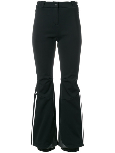Fendi women spandex black pants