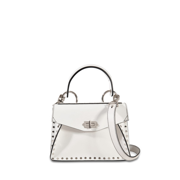 Proenza Schouler studded bag leather