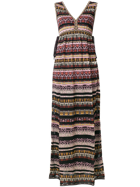 dress striped dress women cotton