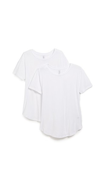 Z Supply tees white top