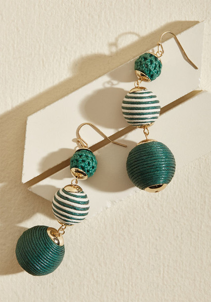 Modcloth earrings jewels