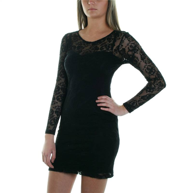 Motel Womens Elsa Skull Bodycon Lace Dress | eBay
