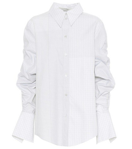 Stella McCartney shirt cotton white top