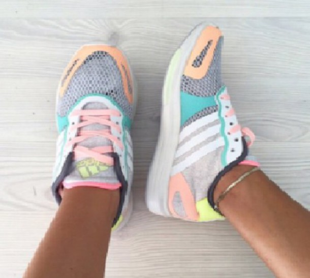 new adidas girl shoes