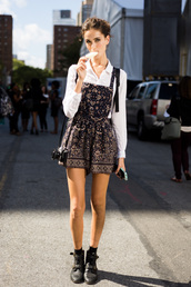 dress,looking for this dress,skirt,printed dress,print,overall dress,white blouse,white shirt,white,floral,overalls,streetstyle,little black dress,black,jumper,paisley,summer,vintage,jumpsuit,blouse,brunette,cute,nice,ornamented,ornament,ornaments,pattern,boho pattern,shoes,clothes,little black boots,button up,camera,iphone,shorts,model,fashion,pretty,fashionista,hair,new york city,chanel,summer dress,beyonce,vans,tribal pattern,coat,cute dress,brown,high-low dresses,aztec,patterned dress,le happy,ankle boots,combat boots,kawaii,japanese,fashions,style,fur,fluffy,gorgeous,cozy,warm fabric,chestnut,boots,booties,lace up,lovely,fa,mixed pattern dress,colorful,bey,queen b,beyonce concert,pinafore dress,romper,shirt,tumblr,tumblr outfit,chic,dark