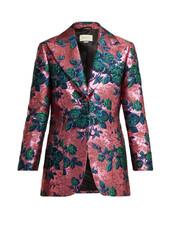 jacket,floral,pink