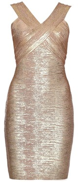 dress,dream it wear it,clothes,bodycon,bodycon dress,bandage,bandage dress,gold,gold dress,criss cross,woodgrain,foil,print,foil dress,metallic,metallic dress,cocktail,cocktail dress,party,party dress,sexy party dresses,sexy,sexy dress,date outfit,summer,summer dress,summer outfits,girly,trendy