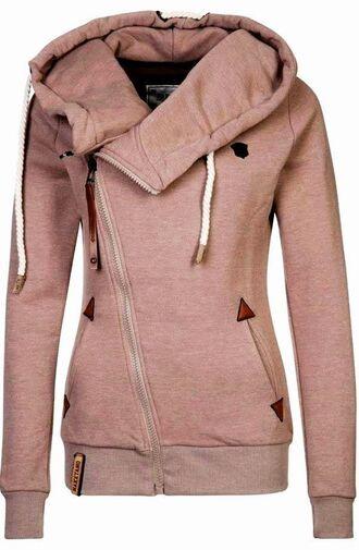 jacket warm women hoodie stylish naketano