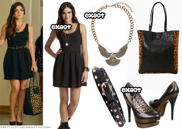 dress aria montgomery lucy hale pretty little liars pretty little liars jewels