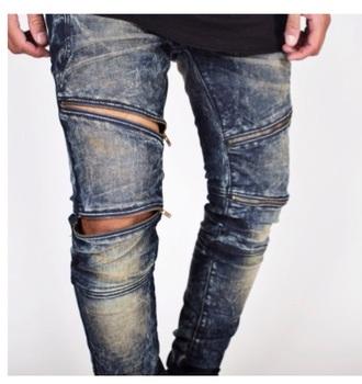 jeans zip