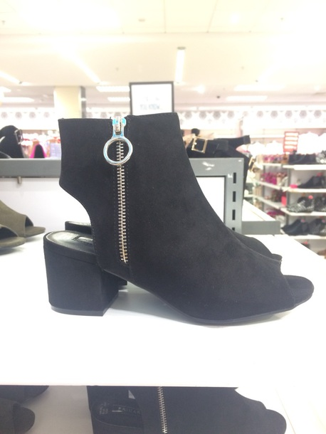 shoes ankle boots black ankle boots cut out ankle boots