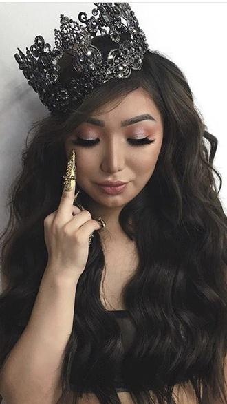 hair accessory crown