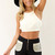 SABO SKIRT  P x S Black and Gold Shorts - Black - 48.0000
