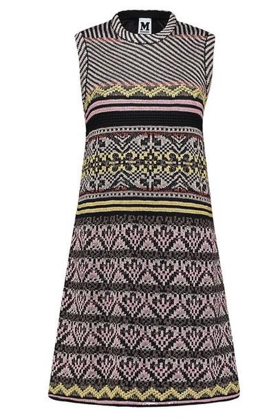 M Missoni dress sleeveless dress sleeveless black