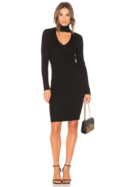John & Jenn by Line dress sweater dress black
