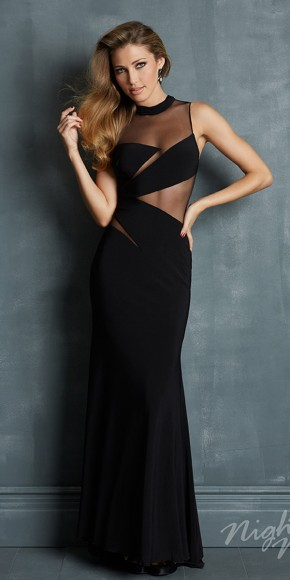Night Moves 7017 Dress - In Stock - $290