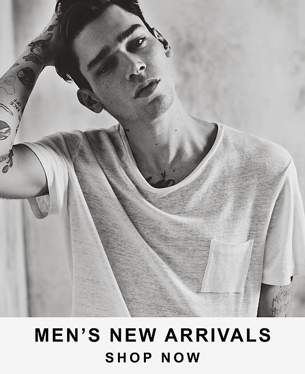 ALLSAINTS : Men's & Women's Fashion - Clothing, Accessories & Footwear
