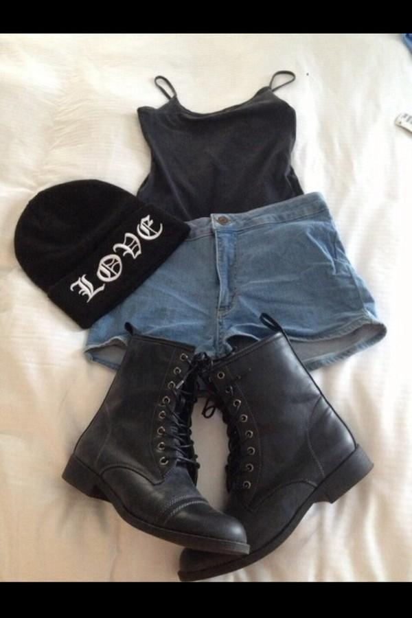 shorts hat