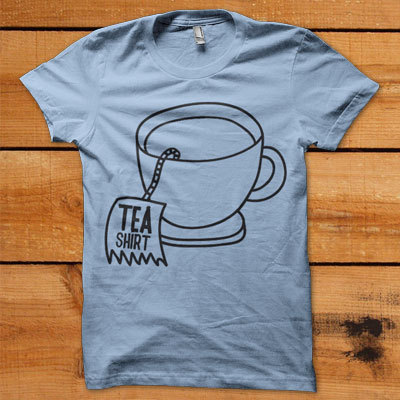 Reductions All Weekend With Tea Shirts - Indie Minded