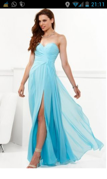 prom dress bustier dress long dress elegant