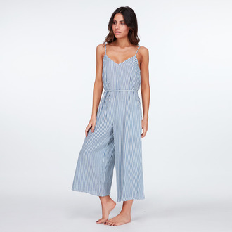 jumpsuit stripes blue and white striped onesie