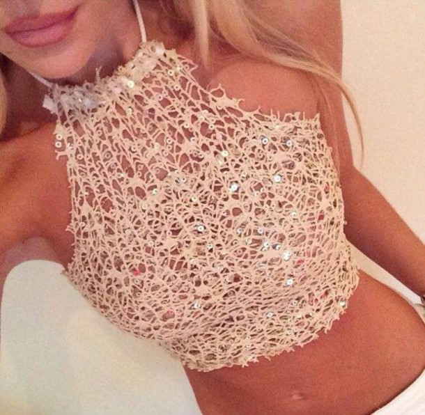 Tank top shirt t shirt top bra bralette cropped for Mesh shirt with bralette