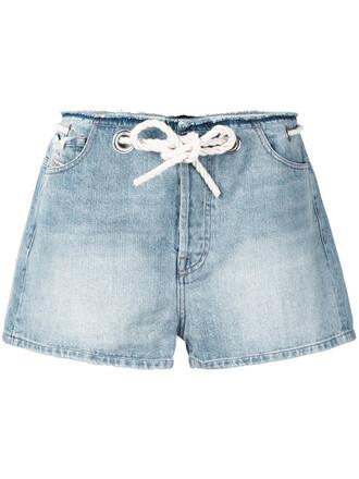 shorts denim shorts denim women cotton blue
