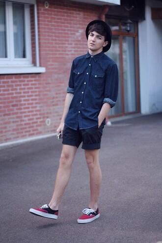 top fashion menswear clothes alternative grunge hoodie sleeveless girly gentleman