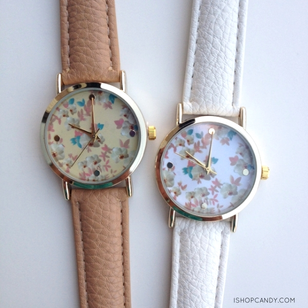 Autumn Blossom Watch