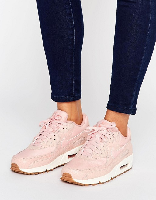nike air max 90 premium trainers