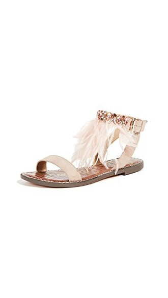 sandals rose taupe shoes