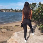 pants,leggings,black,shaping,booty,sexy,white,jeans,tights,running tights,sophia miacova,sports leggings,workout leggings,gym clothes,body goals,beautiful