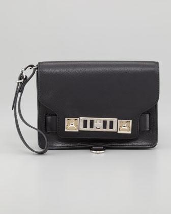 Proenza Schouler PS11 Tiny Crossbody Bag, Black - Bergdorf Goodman