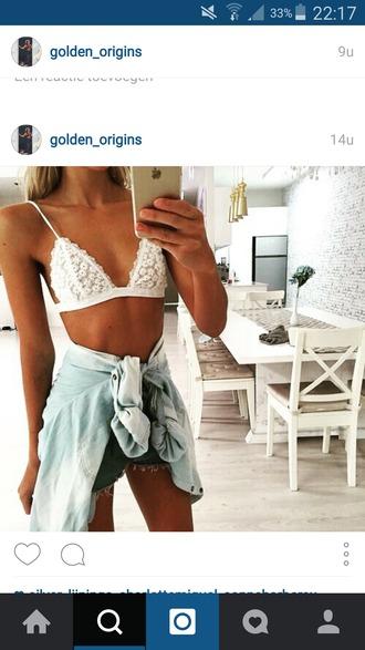 top lace top lace lingerie lace bra