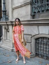 shoes,dresss,sunglasses,bag,summer dress,mules
