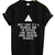 Holy crap it's a triangle black t shirt