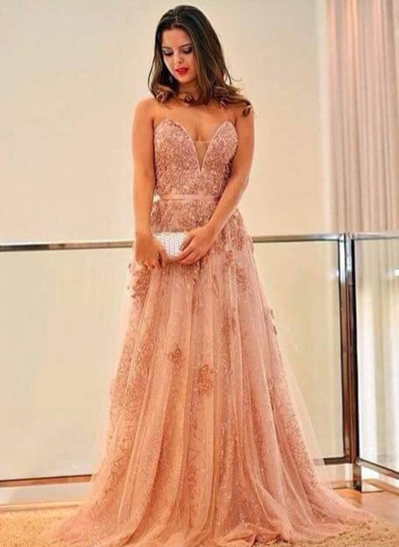 dress prom dress long prom dress long dress sweetheart dress