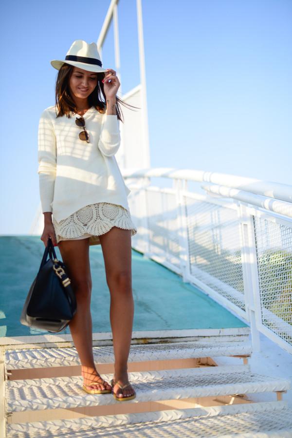 lovely pepa skirt shoes bag sunglasses