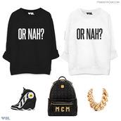 shoes,mcm,sneakers,sweatshirt,adidas,wedges,backpack,necklace,bag,sweater