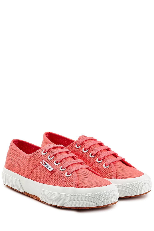 4373c719eaa Superga 2750 Embroidered Cotu Sneakers - Cherries - Wheretoget