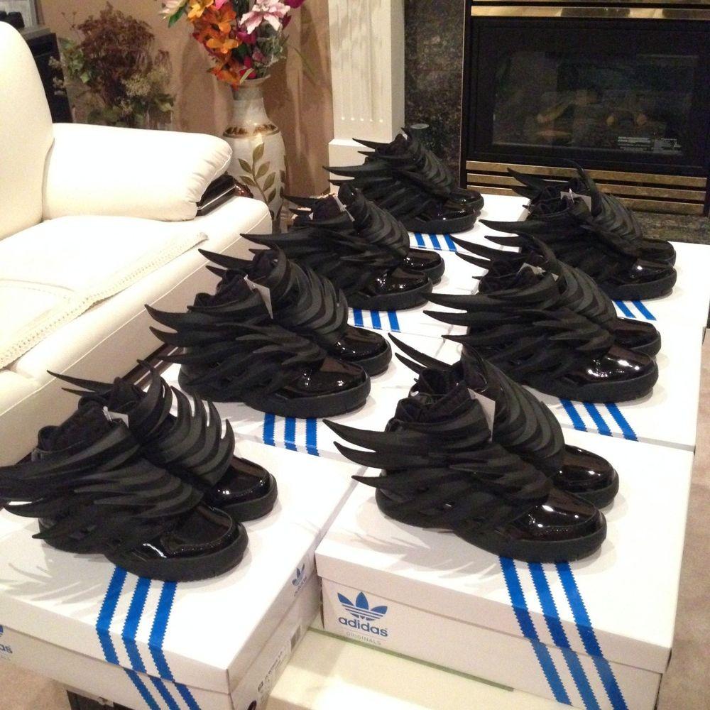Adidas X Js Dark Knight