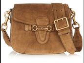 bag,gucci lady web bag,suede,wide strap,brown,tan