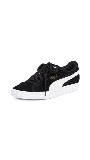 PUMA Suede Classic Sneakers in black