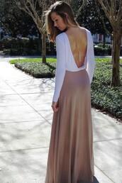 dress,maxi dress,white maxi dress,maci,maxi,ootd,girly,look of the day,fashion blogger,blogger